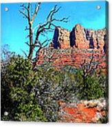 Arizona Bell Rock Valley 1 Acrylic Print