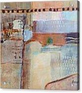Arizona Cliff Dwelling Acrylic Print