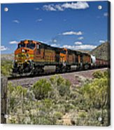 Arizona Express Acrylic Print