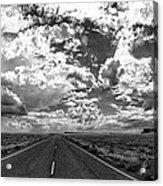 Arizona Highway Acrylic Print