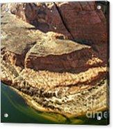 Arizona Horseshoe Bend Acrylic Print