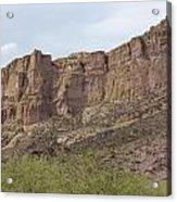 Arizona Rock Beauty Acrylic Print