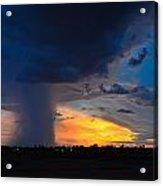 Arizona Monsoon Acrylic Print