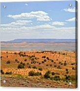 Arizona Near Canyon De Chelly Acrylic Print by Christine Till