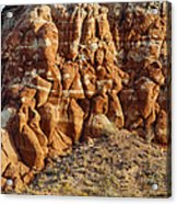 Arizona Rock Formation Acrylic Print