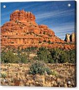 Arizona Sedona Bell Rock  Acrylic Print