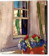 Arizona Window Acrylic Print