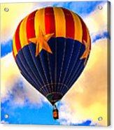 Arizonia Hot Air Balloon Special Acrylic Print