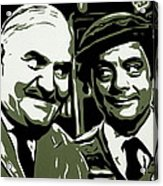 Arkwright And Granville Acrylic Print
