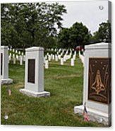 Arlington National Cemetery - 01138 Acrylic Print