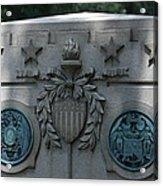Arlington National Cemetery - 121216 Acrylic Print by DC Photographer