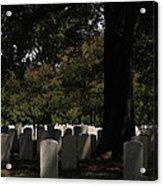 Arlington National Cemetery - 121243 Acrylic Print by DC Photographer