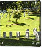 Arlington National Cemetery - 540 Acrylic Print