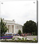 Arlington National Cemetery - Structures On Grounds - 01131 Acrylic Print by DC Photographer