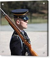 Arlington National Cemetery - Tomb Of The Unknown Soldier - 121219 Acrylic Print by DC Photographer
