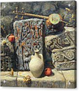 Armenian Stones Acrylic Print