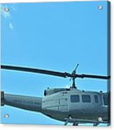 Army Helicopter Acrylic Print