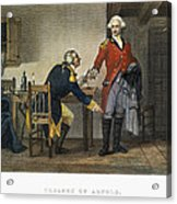 Arnold And Andre, 1780 Acrylic Print