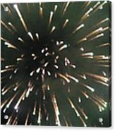 Around The Fourth Fireworks II Acrylic Print