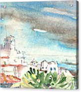 Arrecife In Lanzarote 10 Acrylic Print