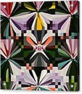 Arreglo De Flores Acrylic Print