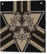 Arrow Of Jewels Acrylic Print