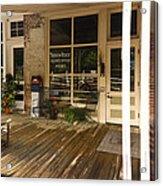 Arrow Rock Mo Post Office Dsc00567 Acrylic Print
