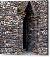 Arrowhead Doorway Acrylic Print