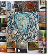 Art At Supeme Lending Acrylic Print