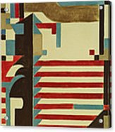 Art Deco  Acrylic Print