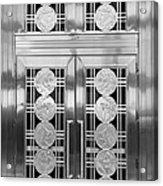 Art Deco Door 2 Acrylic Print