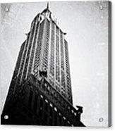 Art Deco Grandeur Acrylic Print