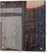 Art Homage Edvard Munch Casa Grande Arizona 2004 Acrylic Print
