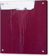 Art Homage Helen Frankenthaler Casa Grande Arizona 2004 Acrylic Print