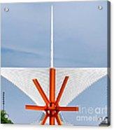The Milwaukee Art Museum By Santiago Calatrava Acrylic Print