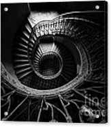 Art Nouveau Staircase Acrylic Print