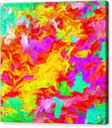 Art Series 01 Acrylic Print