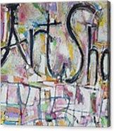 Art Show Acrylic Print