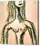 Art Therapy 133 Acrylic Print