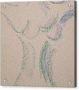 Art Therapy 134 Acrylic Print