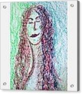 Art Therapy 136 Acrylic Print