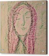 Art Therapy 137 Acrylic Print