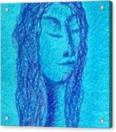 Art Therapy 146 Acrylic Print