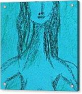 Art Therapy 150 Acrylic Print