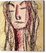 Art Therapy 156 Acrylic Print