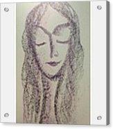 Art Therapy 160 Acrylic Print