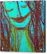Art Therapy 167 Acrylic Print