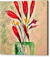 Art Therapy 179 Acrylic Print