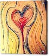 Art Therapy 184 Acrylic Print