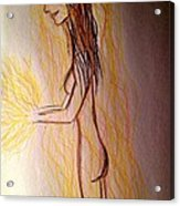 Art Therapy 189 Acrylic Print